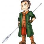 Character Chibi - Dr. Cornelius