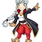 Character Chibi - Katrina Athas